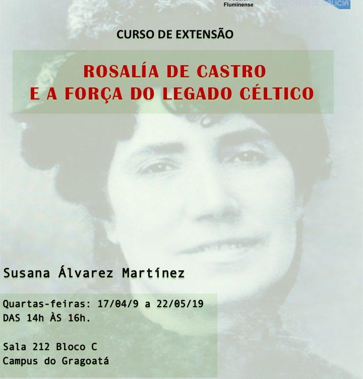cartaz curso Rosalia